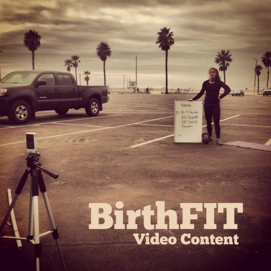 BirthFIT Video Content