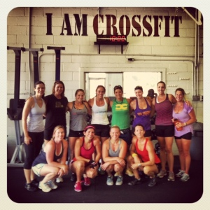 CC Ladies August 9, 2012