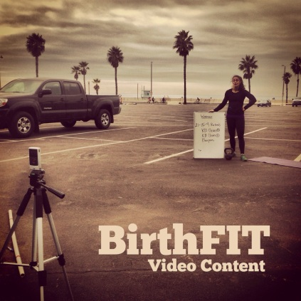 BirthFIT Video Content