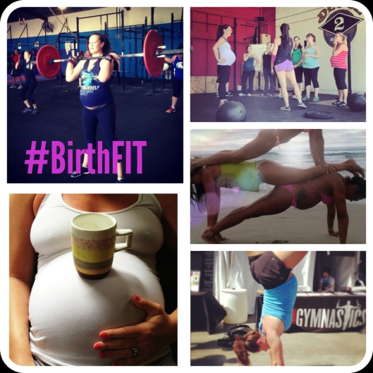 BirthFIT Collage